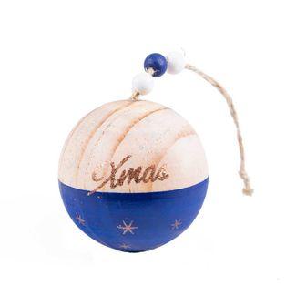 bola-navidena-en-madera-azul-con-beige-7701016481588