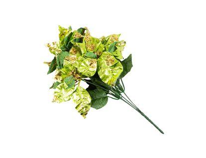 poinsettia-38-cm-verde-metalizado-7701016719209