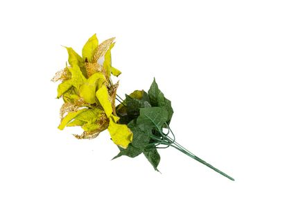 poinsettia-navidena-verde-limon-con-malla-dorada-7701016719599