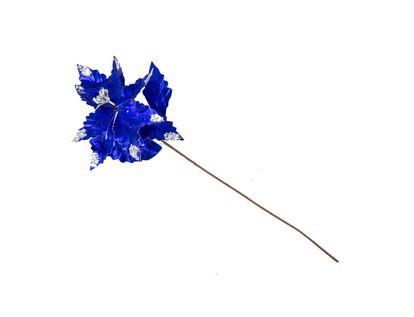 poinsettia-navidena-73-cm-azul-con-puntas-plata-7701016720977