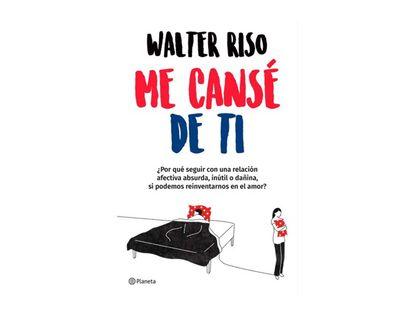 me-canse-de-ti-9789584280459