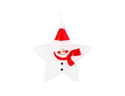vela-navidena-13-cm-diseno-hombre-de-nieve-estrella-7701016717250
