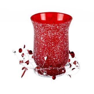 candelabro-15-cm-rojo-con-brillantes-7701016748315