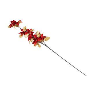 rama-86-cm-flores-rojo-con-hojas-doradas-7701016719865