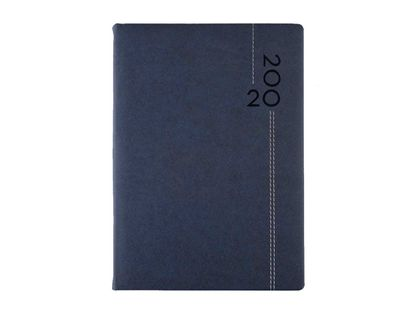 agenda-2020-diaria-cuero-17x24-cm-cruz-7701016824101
