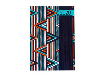 agenda-2020-diaria-practica-geometric-7701016824347