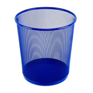 caneca-metalica-para-escritorio-circular-azul-28-cm-1-7701016750295