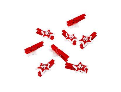 clip-navideno-x8-und-con-estrella-y-copo-de-nieve-4-5-cm-7701016639668