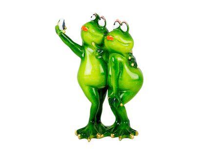 figura-pareja-de-ranas-tamandoce-selfie-en-poliresina-19-cm-7701016736657