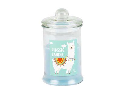 vela-azul-en-frasco-de-cristal-15-cm-7701016732550