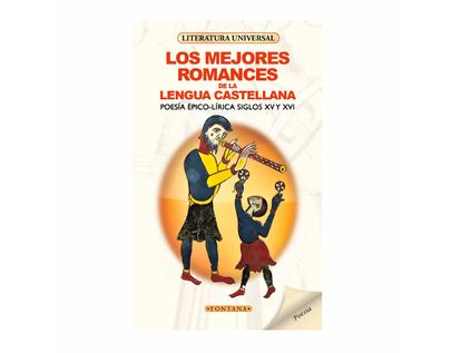 los-mejores-romances-de-la-lengua-castellana-9788415605072