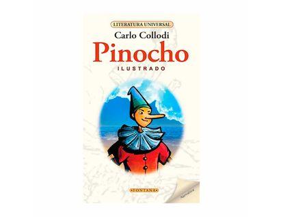 pinocho-9788415605225