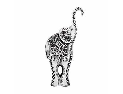 figura-de-elefante-blanco-trompa-arriba-con-disenos-negros-30-x-14-cm-7701016745550