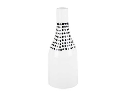 florero-24-5-x-9-cm-blanco-puntos-negros-7701016745871