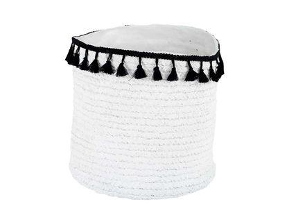 recipiente-multiusos-blanco-borlas-negras-25-cm-7701016745826