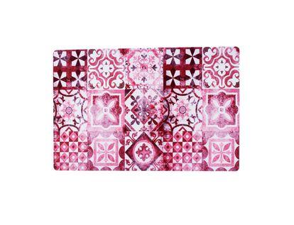 Tapete-diseño-de-formas-figuras-rojas-y-blancas-40-x-60-cm