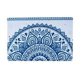 Tapete-con-diseño-de-mandala--azul--40-x-60-cm