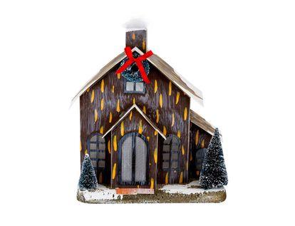 villa-nevada-con-hombre-de-nieve-arboles-corona-y-luz-7701016740289