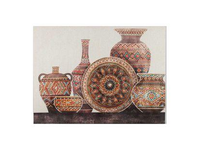 cuadro-canvas-diseno-jarras-con-mandalas-azules-naranjas-7701016797283