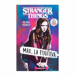 stranger-things-max-la-fugitiva-9788412030419