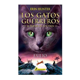 los-gatos-guerreros-el-poder-de-los-tres-exilio-9788498389449