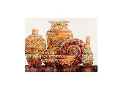 cuadro-canvas-diseno-jarras-con-rombos-y-triangulos-multicolor-7701016797405
