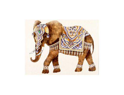 cuadro-canvas-diseno-elefante-cafe-con-mandalas-azules-y-beige-7701016797450