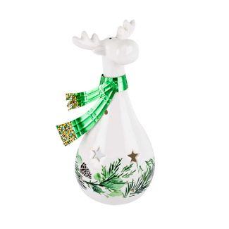 candelabro-reno-con-bufanda-verde-20-cm-7701016737951