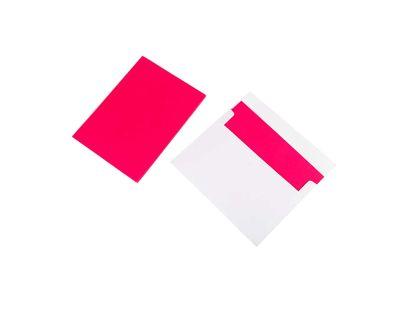 set-de-tarjetas-12-7-cm-x-17-78-cm-fucsia-718813660099
