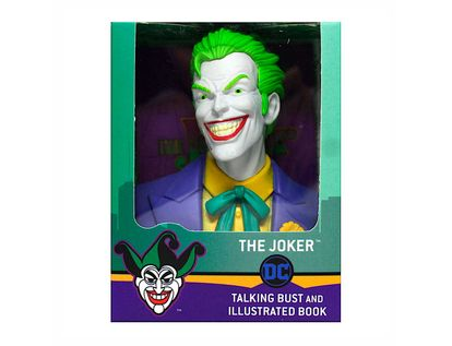 the-joker-talking-bust-illustrated-book-1-9780762494088