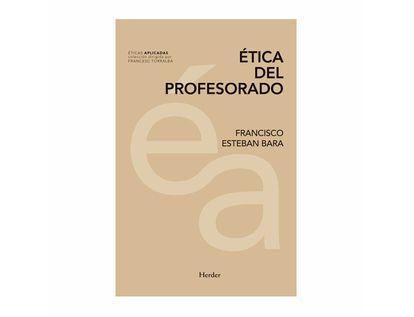 etica-del-profesorado-9788425441660