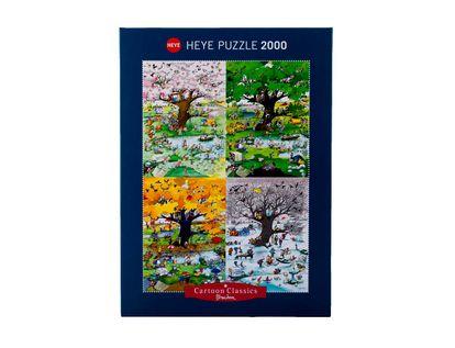 rompecabezas-2000-pzs-cartoon-classics-4-seasons-4001689298739