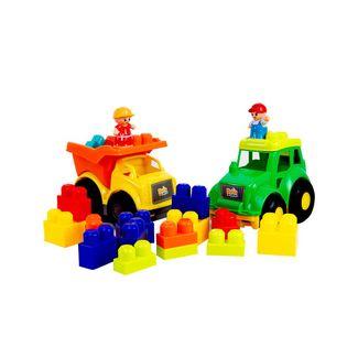set-de-bloques-x-32-piezas-con-2-camiones-6926500890801