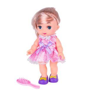 muneca-25-cm-vestido-rosado-con-accesorios-7701016754279