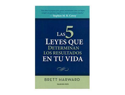 las-5-leyes-que-determinan-los-resultado-n-tu-vida-9789580100904