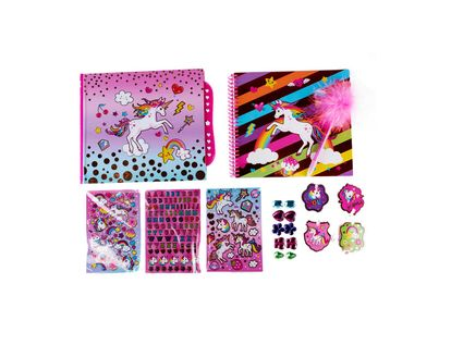 set-diario-my-secret-storybook-unicornio-con-accesorios-842817049311