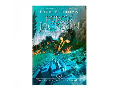 the-battle-of-the-labyrinth-percy-jackson-and-the-olympians-book-4-9781423101499