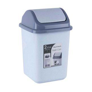 caneca-plastica-blanca-gris-con-tapa-giratoria-887030795041