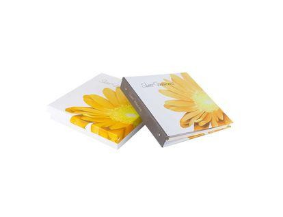 album-fotografico-20-hojas-flor-amarillla-pequeno-7701016773010