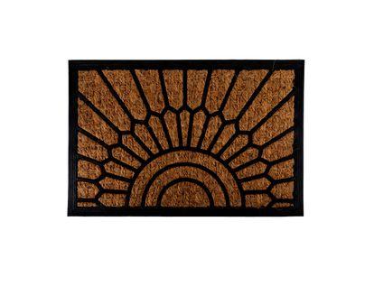 tapete-medios-circulos-con-rayas-marron-negro-7701016768634