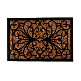 tapete-diseno-corazones-marron-negro-7701016768702