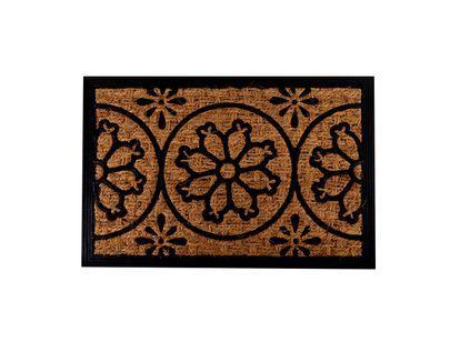 tapete-diseno-flores-con-circulos-marron-negro-7701016768658