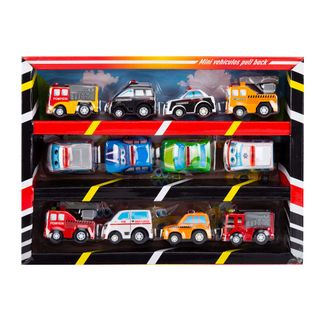 set-x12-mini-carros-de-emergencia-pullback-7701016786317