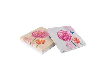 album-fotografico-20-hojas-flor-dalia-con-mariposa-pequeno-7701016772457