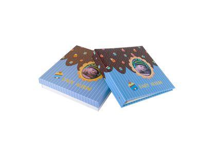 album-fotografico-20-hojas-bebe-con-cookies-azul-cafe-pequeno-7701016773638