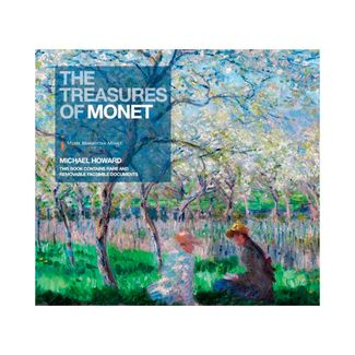 the-treasures-of-monet-9780233003986