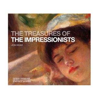 the-treasures-of-the-impressionists-9780233003993