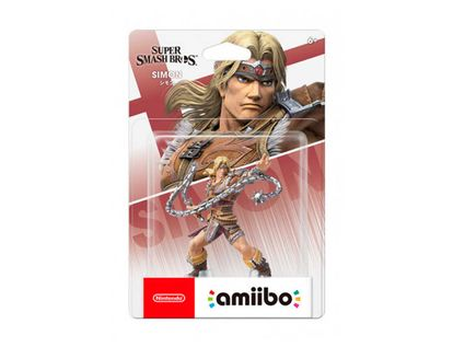 figura-interactiva-amiibo-simon-super-smash-bros-45496594145
