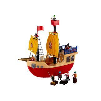 barco-pirata-con-6-piratas-y-accesorios-velas-amarilla-7701016778787