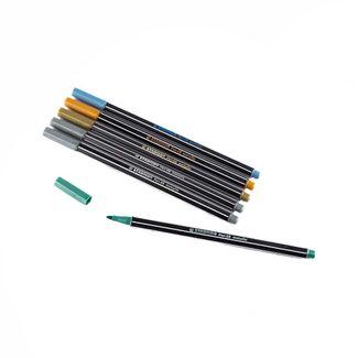 plumigrafo-stabilo-pen-68-por-6-unidades-colores-metalizados-4006381530309